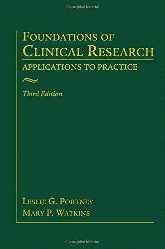 Foundations Of Clinical Research Pdf