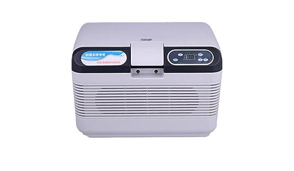 Kühlschrank Auto Nachrüsten : Amymgll portable 12l halbleiter auto kühlschrank haushalt und auto