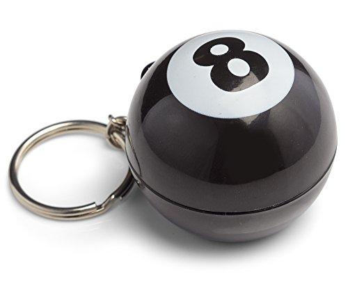 TAP TAP–21968–Ball Magische Schlüsselanhänger Magic 8 Ball-schlüsselanhänger