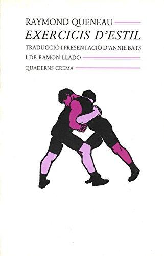 Exercicis d'estil (Mínima Minor) por Raymond Queneau