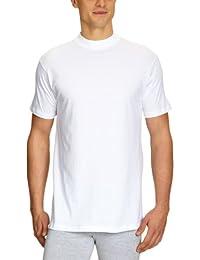 HOM Herren Unterhemd 10075508 Harro New Shirt 03
