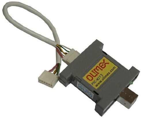 PIC-KIT3 Microchip Pic Kit 3 Programmer (Pic Programmer Kit)