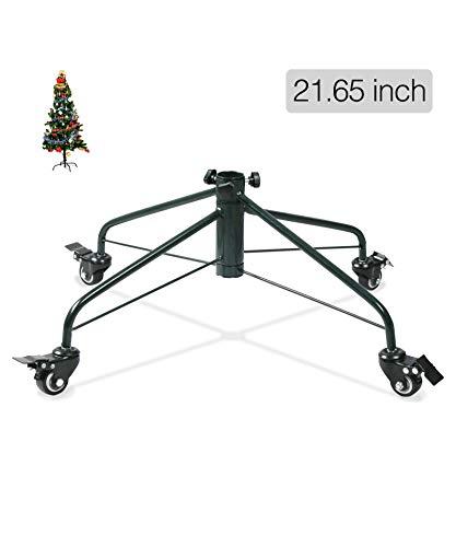 Ouvin - Soporte para árbol de Navidad con Ruedas