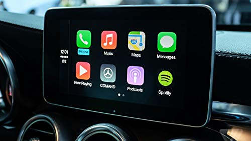 MISTER DIAGNOSTIC - Herramienta de activación para Apple Carplay para  Mercedes Benz OBD2 NTG5