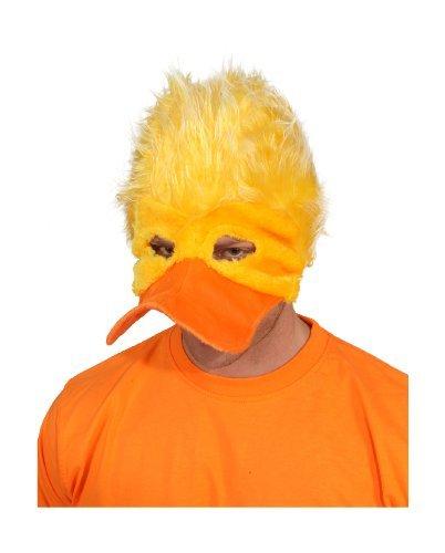 Mütze Ente (Dachs Kostüm Maske)
