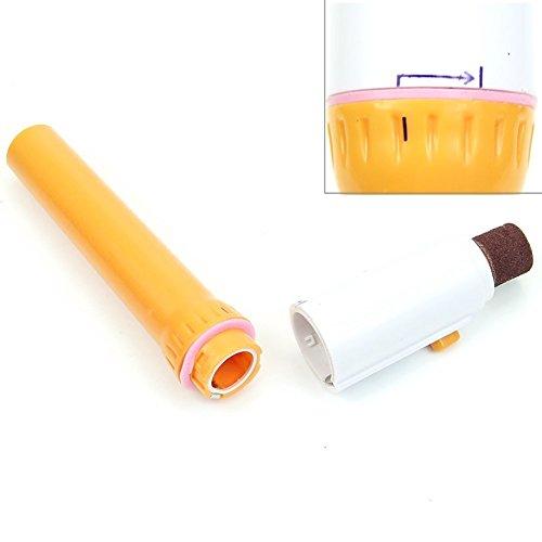jushen Elektrische Pet Nagel Pflege Trimmer (gelb)
