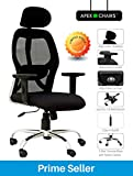 Best Ergonomic Office Chair - APEX Chairs Apollo Chrome Base HIGH Back Office Review