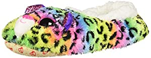 Ty Pantuflas - Dotty Le Leopard, Multicolor, Talla 37