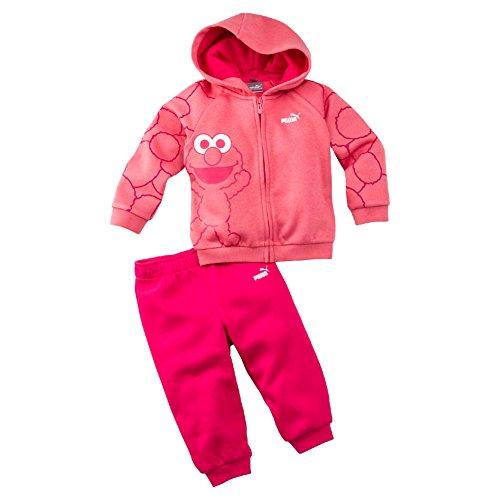 Puma Children's Sesame Street Hooded Jogger Suit