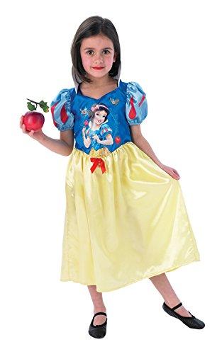S  Kleid Snow White, 34 Jahre (Großbritannien Kinder Schneewittchen Kostüm)