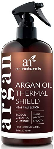 ArtNaturals Thermal Hair Protector Spray - Spray Protección