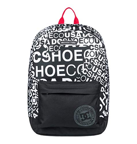 DC Shoes Backstack 18.5L Sac à Dos Homme, Snow White,...