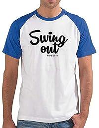 8c9a914473a15 tostadora Tee Shirt Balancer des Règles de Lindy hop - EDI Noir - Tee Shirt  Homme