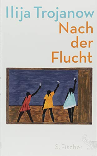 Buchseite und Rezensionen zu 'Nach der Flucht: Ein autobiographischer Essay' von Ilija Trojanow