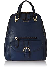Diana Korr Matilda Women's Fashion Backpack (Blue) (DK33HDBLU)