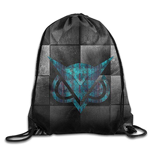 ARTOPB Fashion New School Bag YouTube VanossGaming Logo Tote Bags Drawistring Pouch Travel Sport Bag for Adult Men Women Girl Boy Backpack -