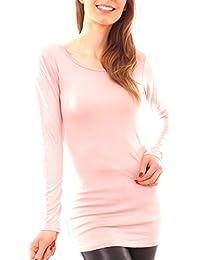 f1bba34ecf81 Suchergebnis auf Amazon.de für  baumwoll longshirt - Damen  Bekleidung
