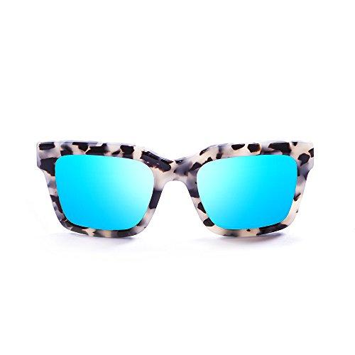 Ocean Eye, Montures de lunettes Mixte Adulte, Blanc (Tartaruga), 55