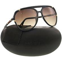 Michael Kors - Gafas de sol Rectangulares M2836S Jemma para mujer, 001