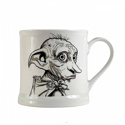 Taza Vintage Dobby Harry Potter