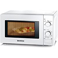 Severin MW 7890 Microwave, 700 Watt. 20 L Cooking Space white