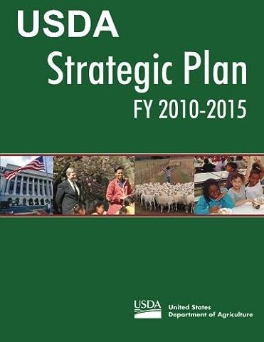 USDA Strategic Plan FY 2010-2015