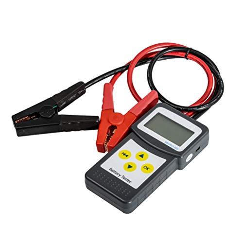LIOOBO Autobatterietest Autobatterietest und -analysator mit digitaler Anzeige 12V