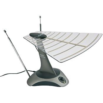 SLX Gold digiTop Antenne TV d'intérieur amplifiée à hautes performances (Import Royaume Uni)