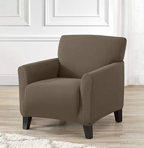 Cubierta para sofá elástica, suave y acolchada / Protector ...