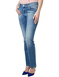 Pioneer Damen Straight Jeans Sally