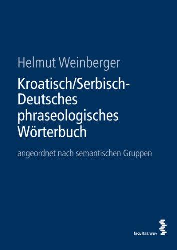 Frohe Weihnachten Serbisch.Kroatisch Serbisch Deutsches Phraseologisches Wörterbuch Angeordnet