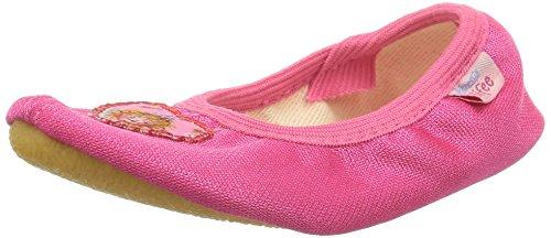 Prinzessin Lillifee 140028 Mädchen Gymnastikschuhe Pink (Pink)