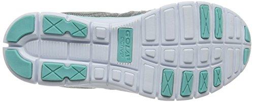 Gola Solar, Chaussures de Fitness Femme Gris (Grey/mint)