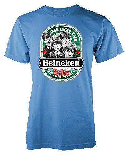 Preisvergleich Produktbild The Beatles Abbey Road 50th Anniversary Men T-Shirt S-33XL