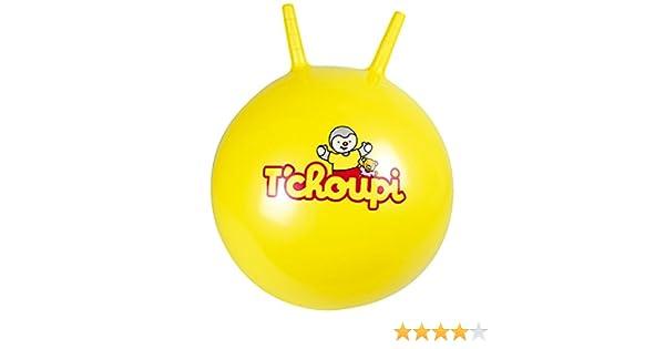 T Choupi Otch056 Jeu De Ballons Tchoupi Sauteur Diamètre 45 Cm