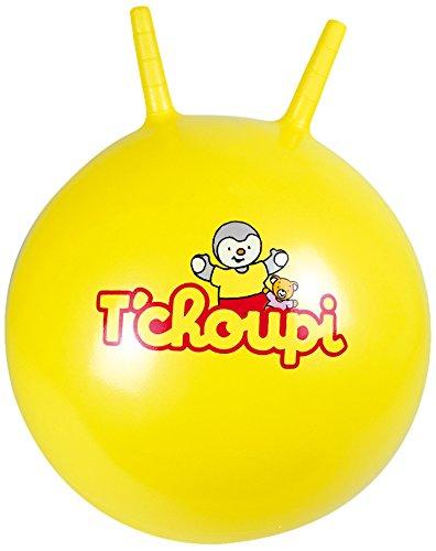 T'choupi - Pelota para salto, 45 cm diámetro (D'Arpèje OTCH056)