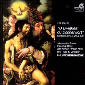 Bach - Cantates de la Trinité BWV 2, 20 & 176 [Import anglais]