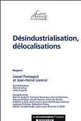 Désindustrialisation, délocalisations (Rapport du CAE n.55)