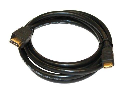 HDMI auf MINI High Definition Multimedia Interface - High-End Ethernet KABEL inside 5 Meter Bild und Ton in Digitaler FULL HD QUALITÄT AUCH FÜR PROJEKTOREN ODER MEDIA PLAYER etc!