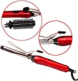 StyleHouse 701 Electric Hair Curler (Red)