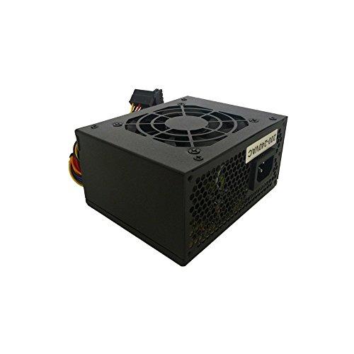 Tacens Anima APSII500 - Fuente de alimentación de ordenador (500 W, 12 V, SFX, ventilador de 8 cm, anti-vibración), negro