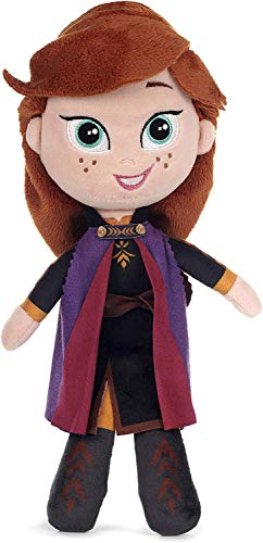 "Frozen 2 New 10"" Disney Anna Soft Plush Toy"