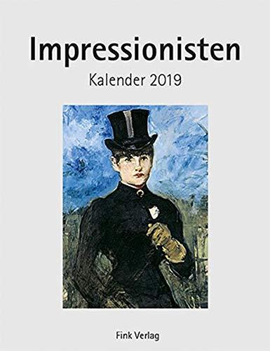 Impressionisten 2019: Kunst-Einsteckkalender