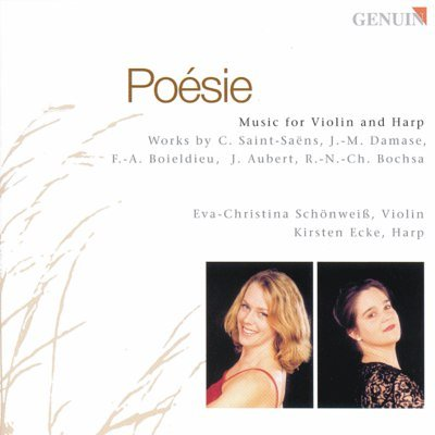Poésie - Musik für Violine und Harfe