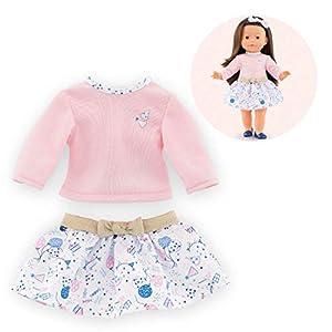 Corolle 210960 Accesorio para muñecas Juego de ropita para muñeca - Accesorios para muñecas (Juego de ropita para muñeca,, Niño, Chica, 36 cm)
