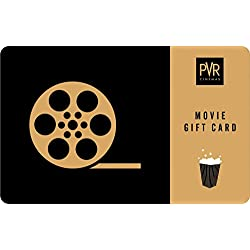 PVR Cinemas Gift Card - Rs.1000