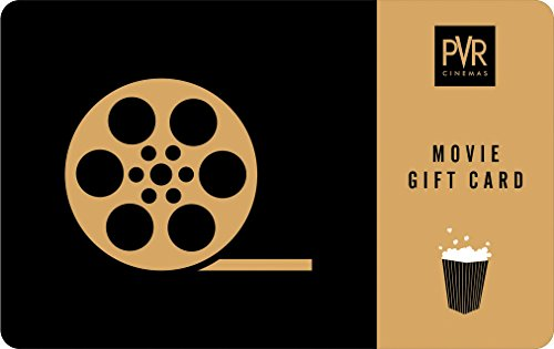 PVR Cinemas Gift Card - Rs.500: Amazon.in: Gift Cards