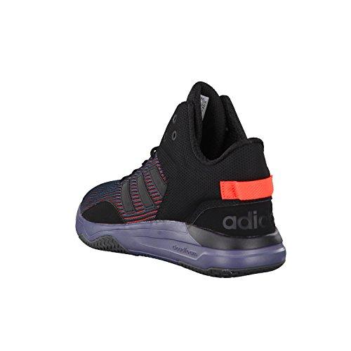 adidas NEO , Baskets pour homme core black/core black/solar red