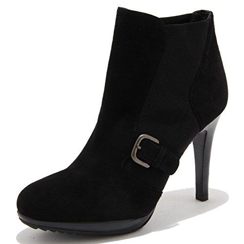 stivaletto 50903 STUART WEITZMAN nero scarpa stivale donna boots shoes women [39]