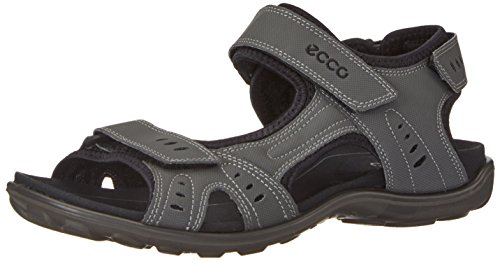 Ecco All Terrain Lite, Chaussures Multisport Outdoor Homme Grau (602DARK SHADOW)